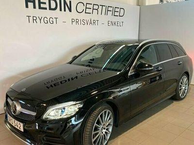 begagnad Mercedes C300 C Benz CDE KOMBI AMG PREMIUM PLUS 2020, Kombi Pris 449 900 kr