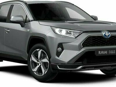 begagnad Toyota RAV4 PLUG-IN HYBRID AWD-I LAUNCH EDITION Ink v-hjul 2021, SUV Pris 518 800 kr