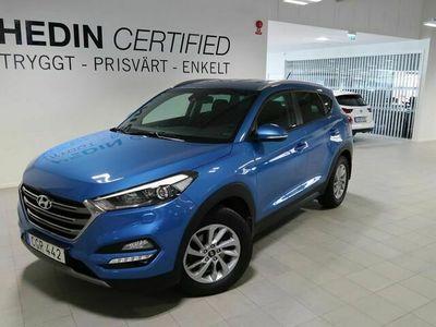 begagnad Hyundai Tucson 1,7 CRDI 115HK Comfort