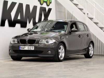 begagnad BMW 118 d D 5dr | SoV-Däck