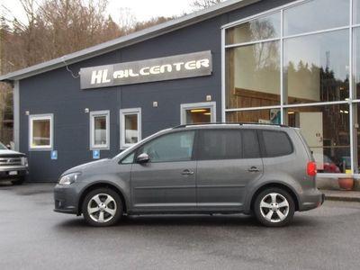 begagnad VW Touran 1.4TSi 140Hk Family 7-sits* -15