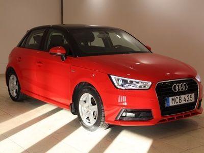 gebraucht Audi A1 Sportback 1.0 TFSI S-LINE