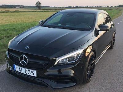 begagnad Mercedes CLA45 AMG Shooting Brake AMG
