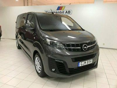 begagnad Opel Vivaro Van LAUNCH L2 H1 D 120hk #RÄNTA 1,99%#