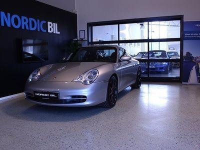 gebraucht Porsche 911 Carrera 3.6 320hk Manuell C2