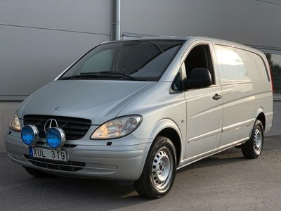 begagnad Mercedes Vito 115 CDI AUTO 150hk