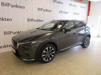 begagnad Mazda CX-3 AUT 2.0 Optimum 121 hk