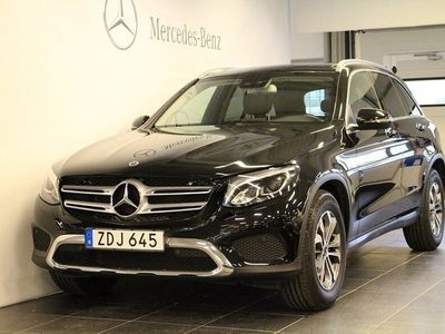 begagnad Mercedes 250 Glc-klass4MATIC, Panorama, Parkeringssensorer