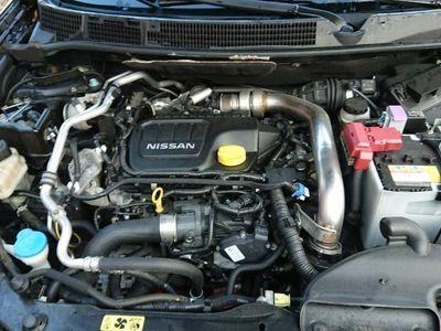 begagnad Nissan Qashqai j10 -12