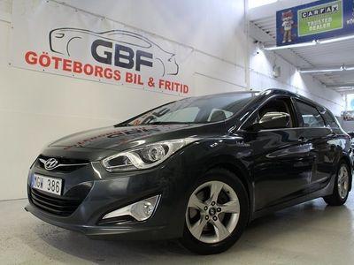 brugt Hyundai i40 cw 1.7 CRDi * 12249 mil *