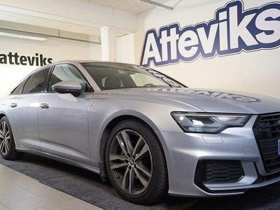 begagnad Audi A6 TDI 204hk Tiptronic S-line/Drag