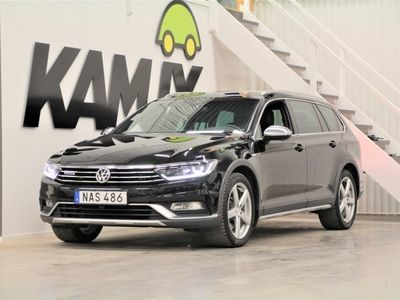 begagnad VW Passat Alltrack 2.0 TDI SCR BlueMotion 4Motion DSG Sekventiell, 240hk, 2017