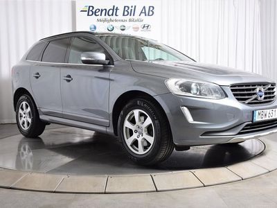 begagnad Volvo XC60 D4 AWD Momentum Drag Automat