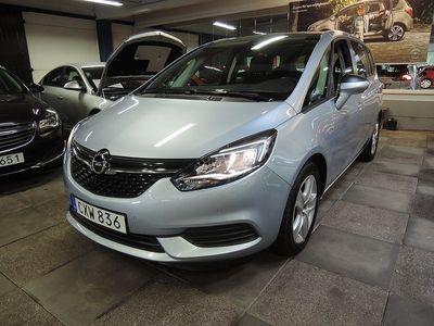 gebraucht Opel Zafira Tourer 1,4T 2016, SUV 209 900 kr