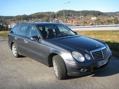 begagnad Mercedes E200 Kompressor Classic