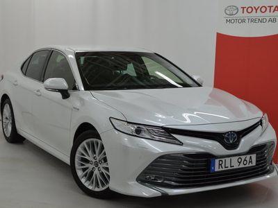 begagnad Toyota Camry Hybrid AUT Executive Premiumpaket V-Hjul