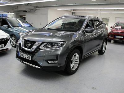 begagnad Nissan X-Trail 1.6 dCi DPF Euro 6 7-sits TEKNA 2018, SUV 269 900 kr