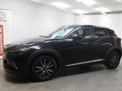 begagnad Mazda CX-3 2.0 SKYACTIV-G AWD Automat Euro 6