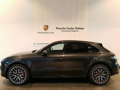 begagnad Porsche Macan GTS PDK 380hk Se Spec För Omgående Leverans