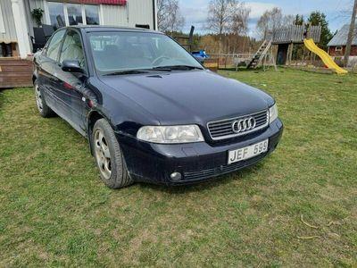 begagnad Audi A4 1,8