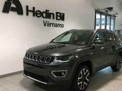 begagnad Jeep Compass Limited 179hk AT9 AWD Panorama