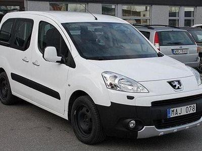 begagnad Peugeot Partner Tepee /1,6 HDi / 5 sitts-12