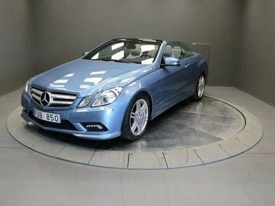 begagnad Mercedes E350 E BenzCDI Cabriolet AMG 2011, Cab Pris 249 000 kr