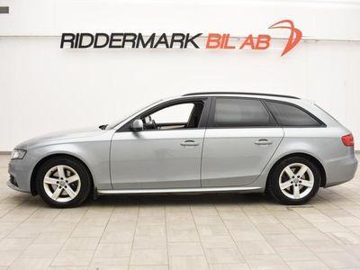 begagnad Audi A4 2.0 TDI quattro 170hk M-VÄRM / 0:- KONTANT