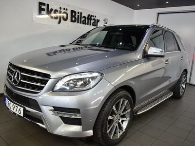 brugt Mercedes ML350 BlueTEC 4MATIC 7G-Tronic Plus AMG Sport Euro 6