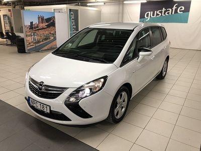 begagnad Opel Zafira Tourer 1.4 Turbo Euro 6 7-sits 140hk