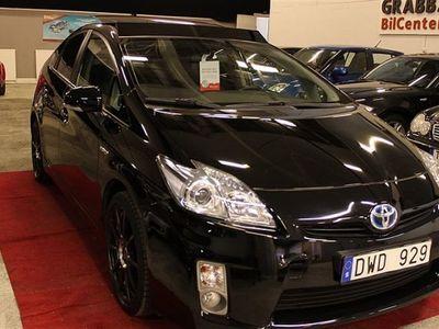 begagnad Toyota Prius HSD BUSINESS, FULLUTRUSTAD -10