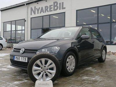 begagnad VW Golf 1,6 TDI Diesel 110HK BM Vinte