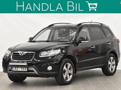 begagnad Hyundai Santa Fe 2.2 CRDi 4WD Aut 7-sits Drag SoV