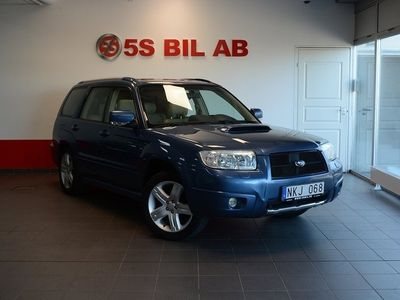 used Subaru Forester 2.5 4WD AUT,DRAG,230HK -07
