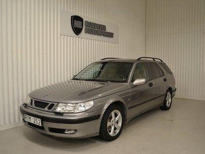 begagnad Saab 9-5 SportCombi 2.3 T SE 185hk