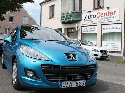 begagnad Peugeot 207 5-dörrar 1.4 VTi 95hk -12