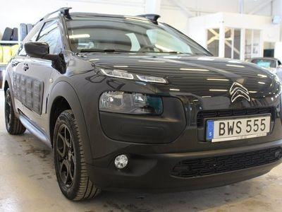 begagnad Citroën C4 Cactus 1.2 PureTech AUT NYBILS 2016, SUV 144 900 kr