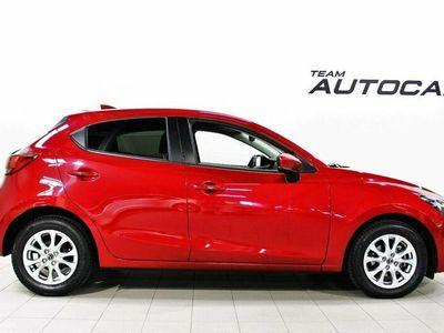 begagnad Mazda 2 5-dörrar 1.5 SKYACTIV-G Automat 90h Euro 6