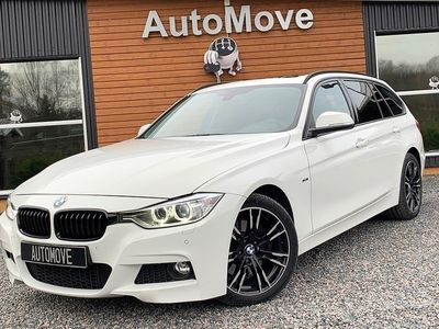 begagnad BMW 330 D AUT M-Sport Panorama