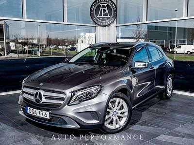begagnad Mercedes 200 GLA BenzCDI 4MATIC Fri hemleverans 2015, Halvkombi 239 000 kr