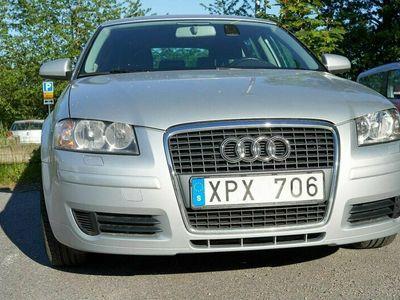 begagnad Audi A3 SP-BACK ATTR 1,6