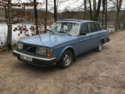 brugt Volvo 240