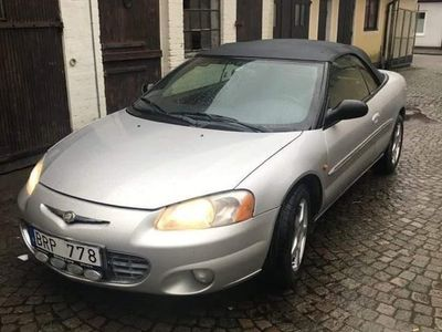 begagnad Chrysler Sebring Cabriolet 2.7 V6