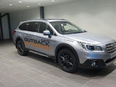 begagnad Subaru Outback 2.0D Summit Outdoor