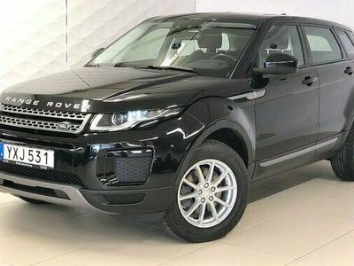 begagnad Land Rover Range Rover evoque TD4 Automat 4WD 2018, SUV Pris 289 000 kr