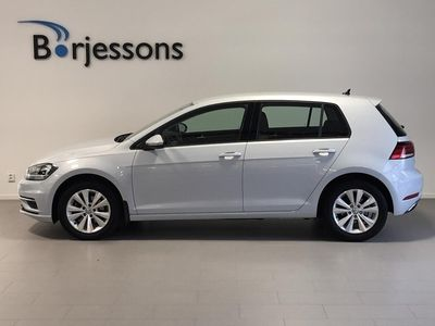 begagnad VW Golf 1.6 TDI 115hk Dragpaket