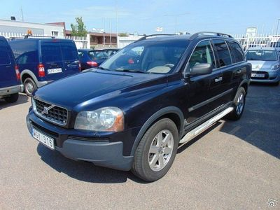 brugt Volvo XC90 2.5T AWD Automat Kinetic 7-sits 210hk