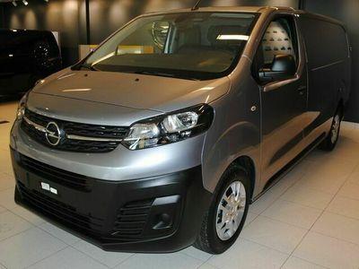 begagnad Opel Vivaro TransportbilarBusiness Skåp L3 D120