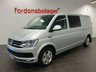begagnad VW Transporter Kombi 2.0 TDI 204 HK 4M