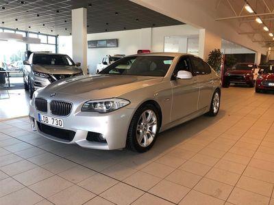 begagnad BMW 535 d Sedan M Sport Automat Navigation Skinn